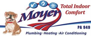 Moyer Total Indoor Comfort logo